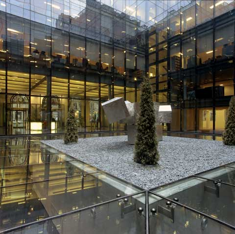 Insurance company Swisslife headquaters in Paris, photo Paul Maurer